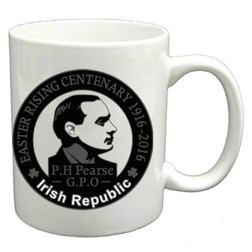 Rebel Leader Pádraig Pearse Mug