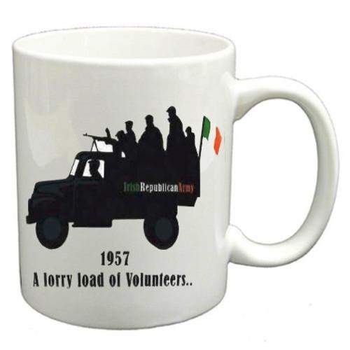 A Lorry Load Of Volunteers Mug