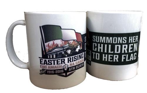 Easter Rising Éirí Amach Na Cásca Mug