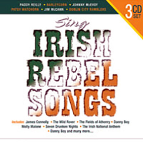 Sing Irish Rebel Songs (3CD Set)