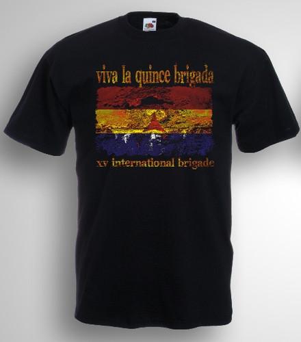 Viva Le Quince Brigada