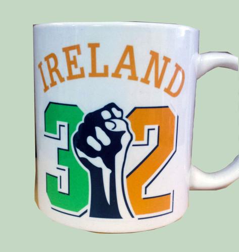 Ireland 32 Mug
