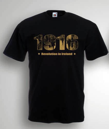 1916 Revolution In Ireland T Shirt