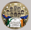Loughgall Martyrs (With Tri Colour) Bodhrán