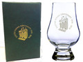 1916 Centenary Crystal Glass In a Green Leatherette Box