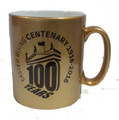 100 Years Gold special edition mug