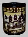 Homeland Security - Fighting Terrorism Since 1492  Black Mug