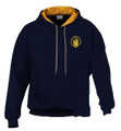 Navy & Gold Centenary Hoodie