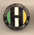 30th Anniversary of the Hunger Strike badge
