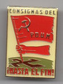 CONSIGNAS DEL POUM - HASTA EL FIN!-Slogans of the POUM - UNTIL THE END!
