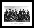 IRA Flying Column Framed Picture