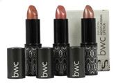 bwc Lipstick Trio Natural and Nude