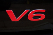 2005+ G6 V6 Emblem Overlay