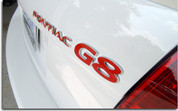 G8 Emblem Overlay Decal - 2008-2009 G8