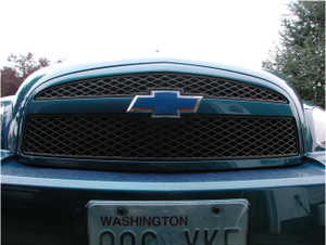 HHR Front Bowtie Overlay Decal