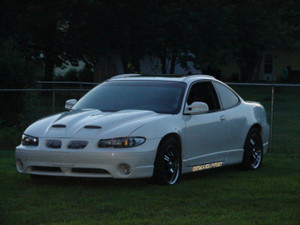 Rocker Panel Decals - 97-03 Grand Prix