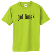 GOT LIME Sublime Shirt - Dodge Charger