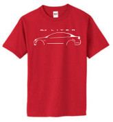 Pontiac G8 GXP 6.2 LITER Shirt