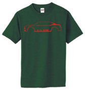 Dodge Charger 6.1L V8 T-Shirt