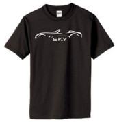 Saturn SKY Outline T-Shirt