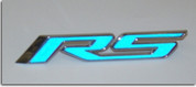 RS Grille and Trunk Badge Overlay Decals - 2010+ Camaro