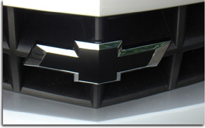 Front Bowtie Overlay Decal - 2010 2011 2012 2013 Camaro