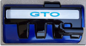 04-06 GTO Fuel Rail Cover Lettering Kit