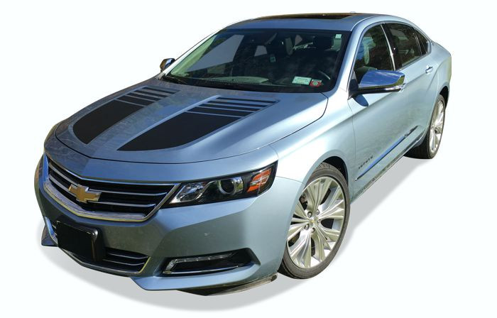 Rally Strobe Stripes 2014 2018 Impala