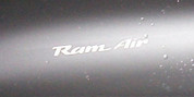 """Ram Air"" Decal (GTO)"