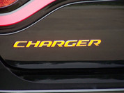 2015-2016 Charger Emblem Overlay