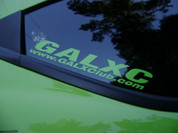 GA LX Club Decals