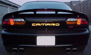 '93 - '02 Camaro Rear Lettering Kit