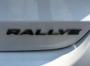 Rallye Emblem Overlay Decal for Dodge Dart