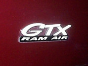 97-02 Grand Prix GTX Badge Overlays
