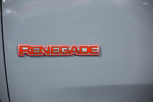 Renegade Emblem Inlay Decal