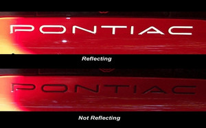 93-02 Pontiac Firebird Rear Lettering Kit