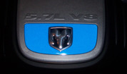 06-08 Charger 5.7L Engine Cover FRONT Overlay