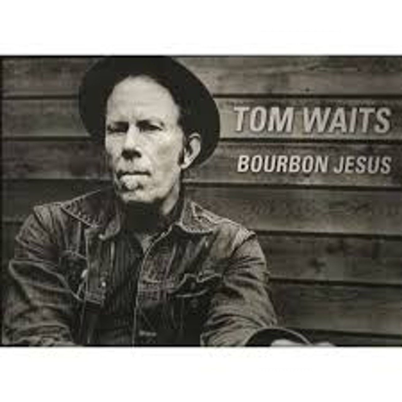 Tom Waits Bourbon Jesus Sealed Vinyl Lp 1999 Italia