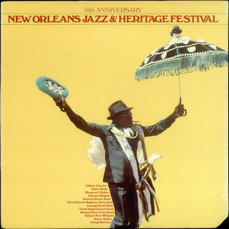 10th Anniversary New Orleans Jazz Amp Heritage Festival