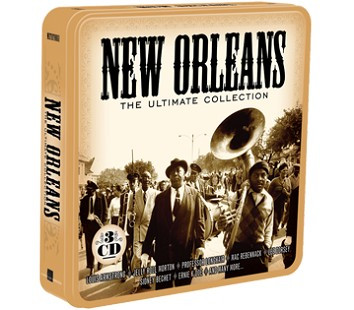 New Orleans The Ultimate Collection 3 Cd Commemorative