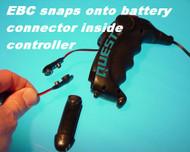Quest Motor Accessories External Battery Connector  7814 **