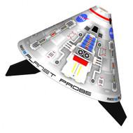 Quest Flying Model Rocket Kit Planet Probe 1022