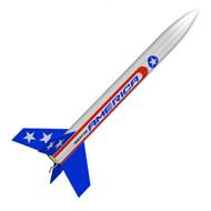 Quest Flying Model Rocket Kit Quest America 1020