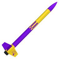 Quest Flying Model Rocket Kit Quick Q  1623