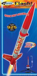 Estes Flying Model Rocket Starter Kit Flash  1478