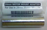 LOC Precision Motor Mount Adapter 29mm to 24mm MMA-1