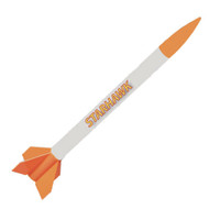 Quest Flying Model Rocket Kit Starhawk  1005
