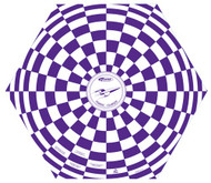 Estes Accessories Parachute 15in Purple 2265 *