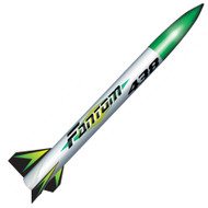 """LOC Precision Flying Model Rocket Kit 4"""" Fantom 438  PK-50 *"""