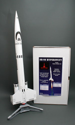 North Coast Rocketry Flying Model Rocket Kit  SR-99 Hyper Swift